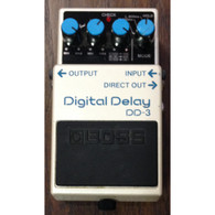 SOLD - BOSS DD-3 DIGITAL DELAY (B)