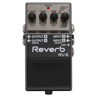 NEW BOSS RV-6 REVERB