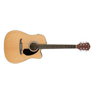 NEW FENDER FA125 CE ACOUSTIC