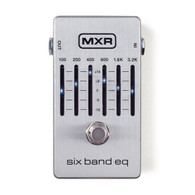 NEW MXR M109S SIX BAND EQ