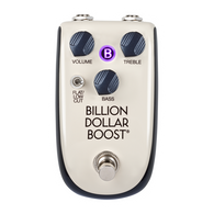 NEW BILLIONAIRE BY DANELECTRO BILLION DOLLAR BOOST