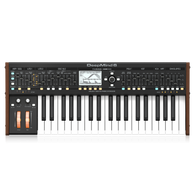 NEW BEHRINGER DEEPMIND 6 - TRUE ANALOG POLYPHONIC SYNTHESIZER