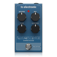 NEW TC ELECTRONIC FLUORESCENCE SHIMMER REVERB