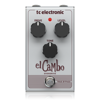 NEW TC ELECTRONIC EL CAMBO OVERDRIVE