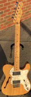 SOLD - 2012 FENDER '72 TELECASTER DELUXE THINLINE
