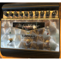 Hughes & Kettner Tubeman 3-Channel Guitar Recording Station