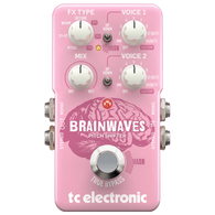 NEW TC Electronic Brainwaves Pitch Shifter