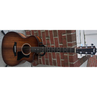 New Taylor 224 CE - K DLX with Hard Case