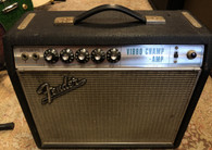 SOLD - 1968 Fender Vibro Champ