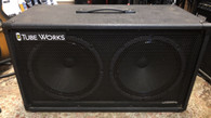 SOLD - Tube Works WGS 2x12 Cab