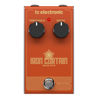 NEW TC ELECTRONIC IRON CURTAIN - NOISE GATE