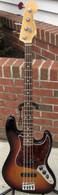 2011 Fender American Standard Jazz Bass