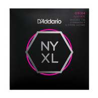 NEW D'ADDARIO NYXL0984SB Nickel Wound, 8-String, Custom Light, 9-84