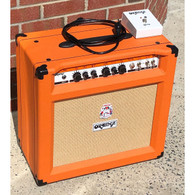 SOLD - Orange TH30 Combo