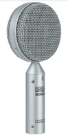 NEW NADY NAD-RSM-4 Nady Ribbon Microphone for vocals, guitar cabinets, horns – Classic vintage sound