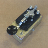 NEW COPPERSOUND TELEGRAPH STUTTER WITH POLARITY SWITCH (CUSTOM COLOR - RELIC'D ROYAL CHERRY)