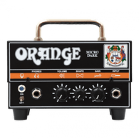 NEW ORANGE MICRO DARK VALVE/SOLID STATE HYBRID HEAD