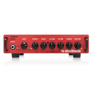 NEW TC ELECTRONIC BQ250 250 Watt Portable Bass Head with Mosfet Preamp and Thrust Compressor