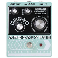 NEW DEATH BY AUDIO APOCALYPSE