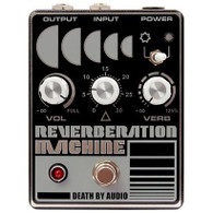 NEW DEATH BY AUDIO REVERBERATION MACHINE