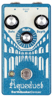 NEW EARTHQUAKER DEVICES Aqueduct®