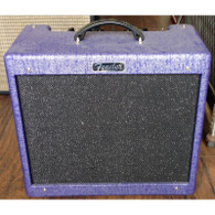 SOLD - Fender Limited Edition Blues Jr. Amethyst 15W 1x12 Tube Guitar Combo Amplifier