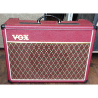 SOLD - VOX AC15C1 Limited Edition Maroon Bronco
