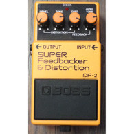 SOLD - Boss DF-2 Super Feedbacker & Distortion