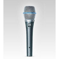 NEW SHURE BETA 87A MICROPHONE