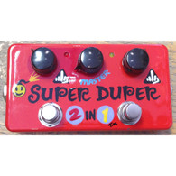 NEW ZVEX SUPER DUPER 2-IN-1