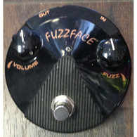 DUNLOP JOE BONAMASSA FUZZ FACE® MINI DISTORTION FFM4