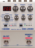 NEW BOSS DD-200 DIGITAL DELAY