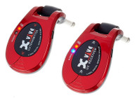 NEW XVIVE U2 Guitar Wireless System - RED