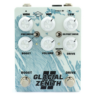 NEW ADVENTURE AUDIO Glacial Zenith II - DRIVE//BOOST//EQ