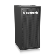 NEW TC ELECTRONIC BC208 BASS CABINET