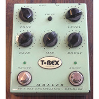 T-REX MOLLER (V1) CLASSIC OVERDRIVE WITH CLEAN BOOST