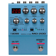 NEW BOSS MD-200 MODULATION