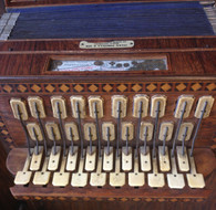 VINTAGE CASTELFIDARDO ACCORDION