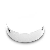 NEW BAREFOOT BUTTONS V2 - White Plastic