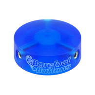 NEW BAREFOOT BUTTONS V1 - ACRYLIC - BLUE