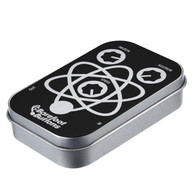 NEW BAREFOOT BUTTONS V1 - PEDALBOARD TIN - ATOMIC