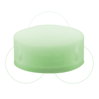 NEW BAREFOOT BUTTONS GLOWCAPS - GREEN