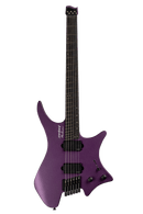 NEW STRANDBERG METAL 6 NECK-THRU PURPLE