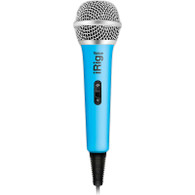 NEW IK MULTIMEDIA IRIG MIC VOICE - BLUE