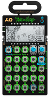 TEENAGE ENGINEERING PO-137 RICK AND MORTY