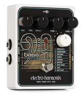 NEW ELECTRO HARMONIX BASS9 BASS MACHINE