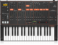 NEW BEHRINGER ODYSSEY ANALOG SYNTH
