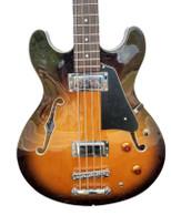Aria Pro II TAB-700 Hollowbody Bass