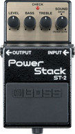 BOSS ST-2 POWERSTACK DISTORTION