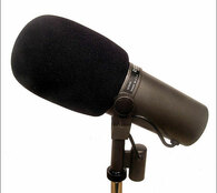 NEW SHURE SM-7A MICROPHONE